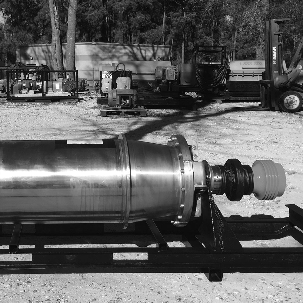 Big Centrifuge Rebuild